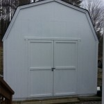 Gambrel-roof Shed (1)