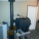 Wood-fired Water Boiler (1)