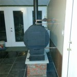 Wood-fired Water Boiler (2)