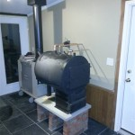 Wood-fired Water Boiler (3)
